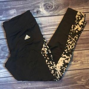 Adidas Leggings size large
